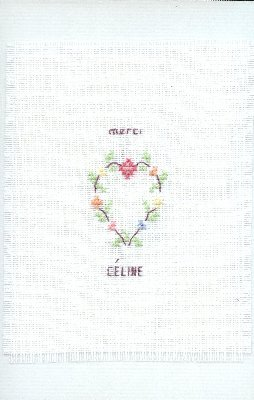 Carte merci Céline